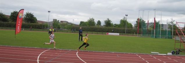 Boys U/11 600m Finish