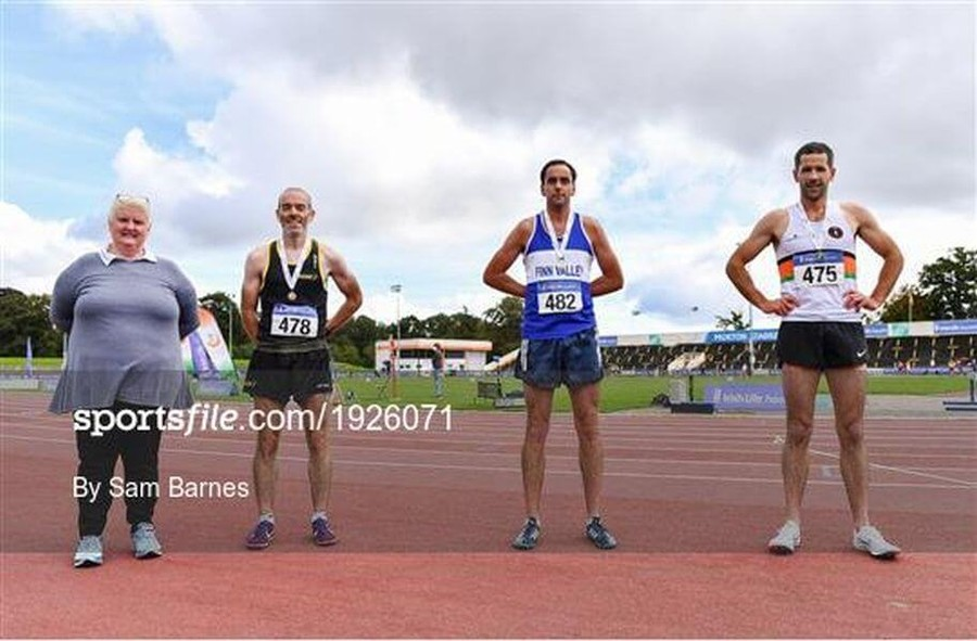 national-masters-m35-1500m-medalists-2020-sam-barnes-sportsfile-1926071