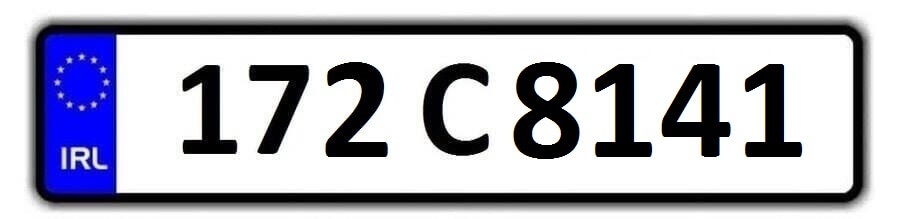 cork athletics registration plate October 31st 2017