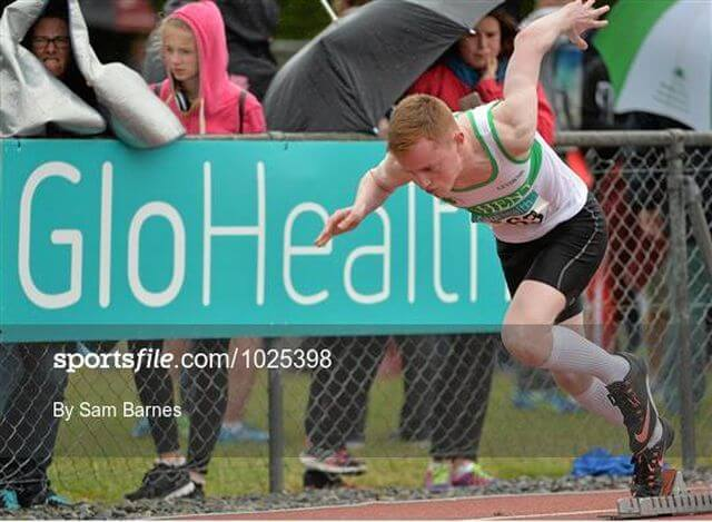 national juvenile track and field championships photo sportsfile sam barnes
