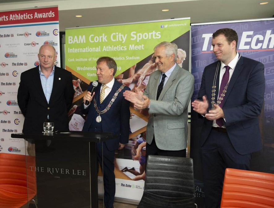 launch of bam 68th cork city sports photocredit dan linehan