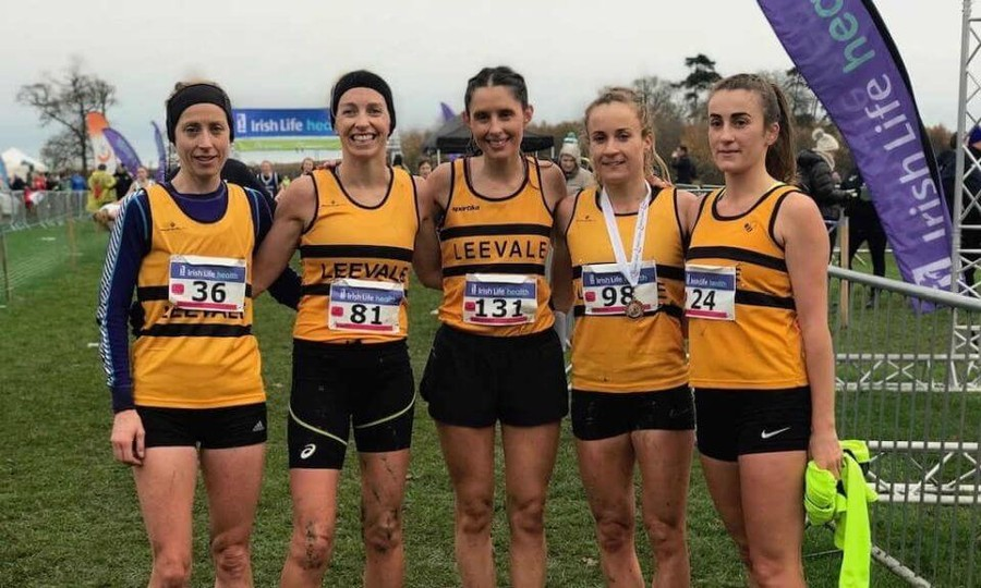 leevale ac national senior cross country champions 2018
