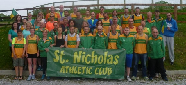 St Nicholas AC Group Photo