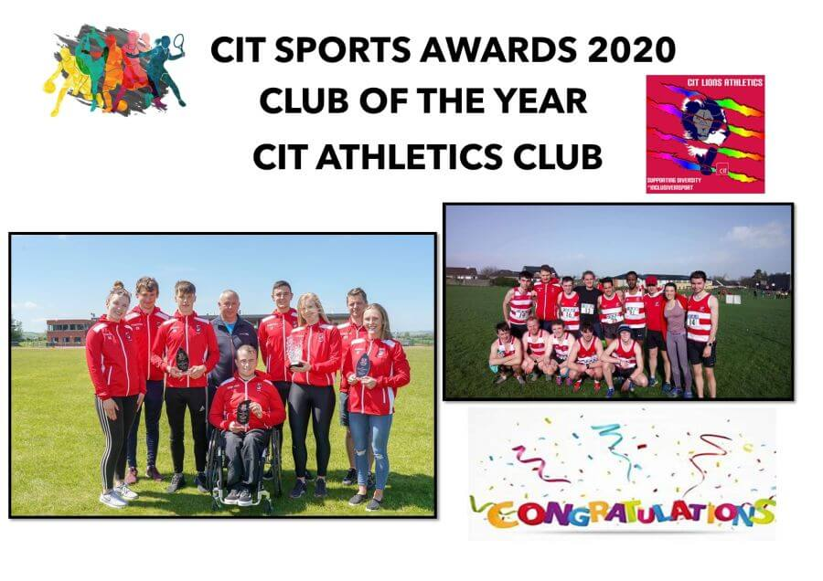 cit athletics club of the year 2020 b