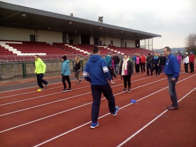 Athletics Leader Course February 2016c