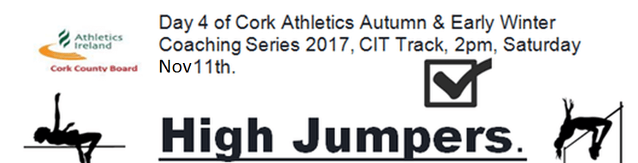winter coaching 2017 day 4 high jump banner