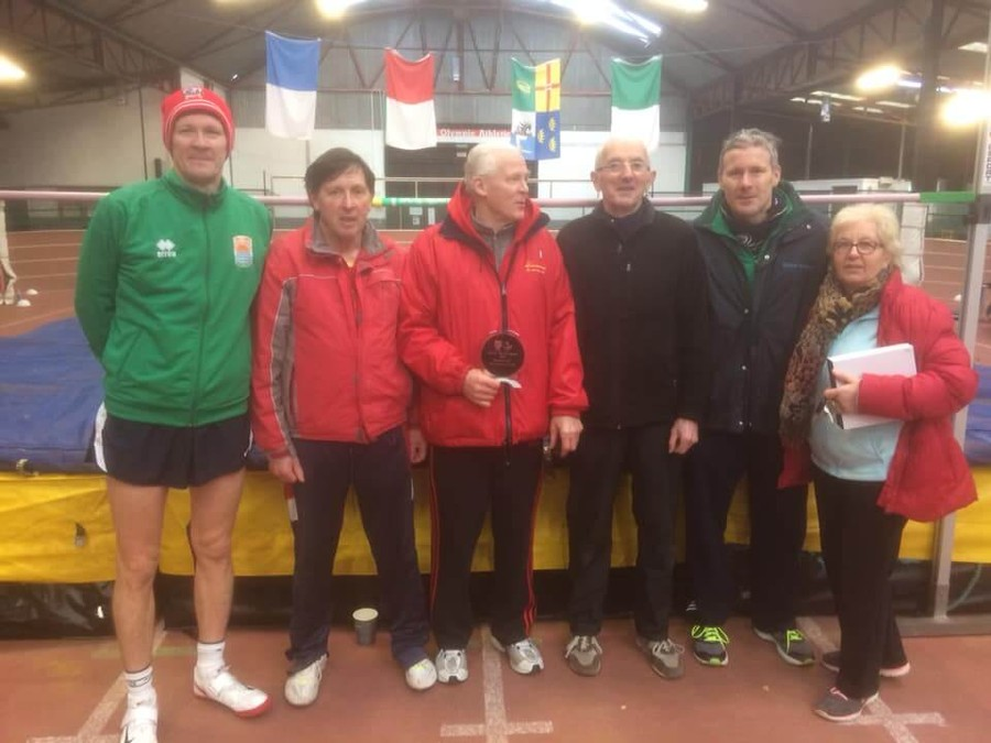 munster masters indoor championships nenagh 2019