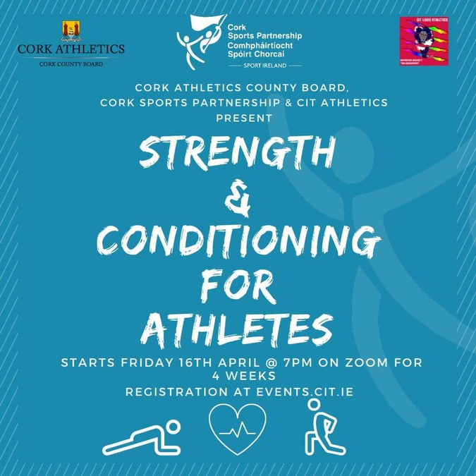 strength and conditioning for athletes april 16th 2021
