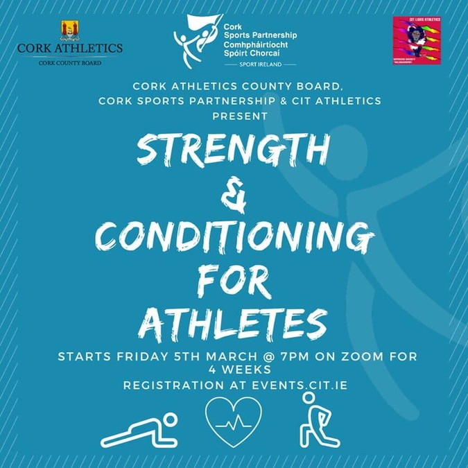 strength and conditioning for athletes march 5th 2021