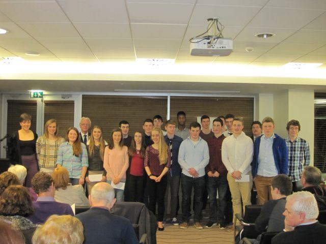 cork athletics annual international awards 2015