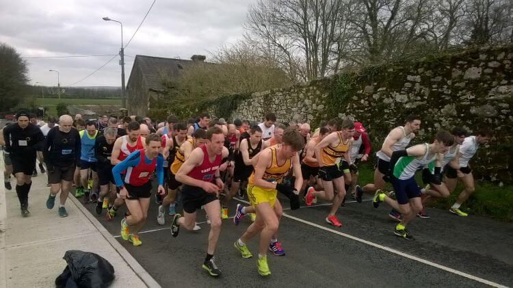 cork athletics county championships mens start 2018