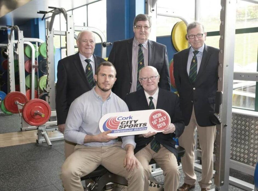 67th cork city sports leisureworld open mens 3k launch