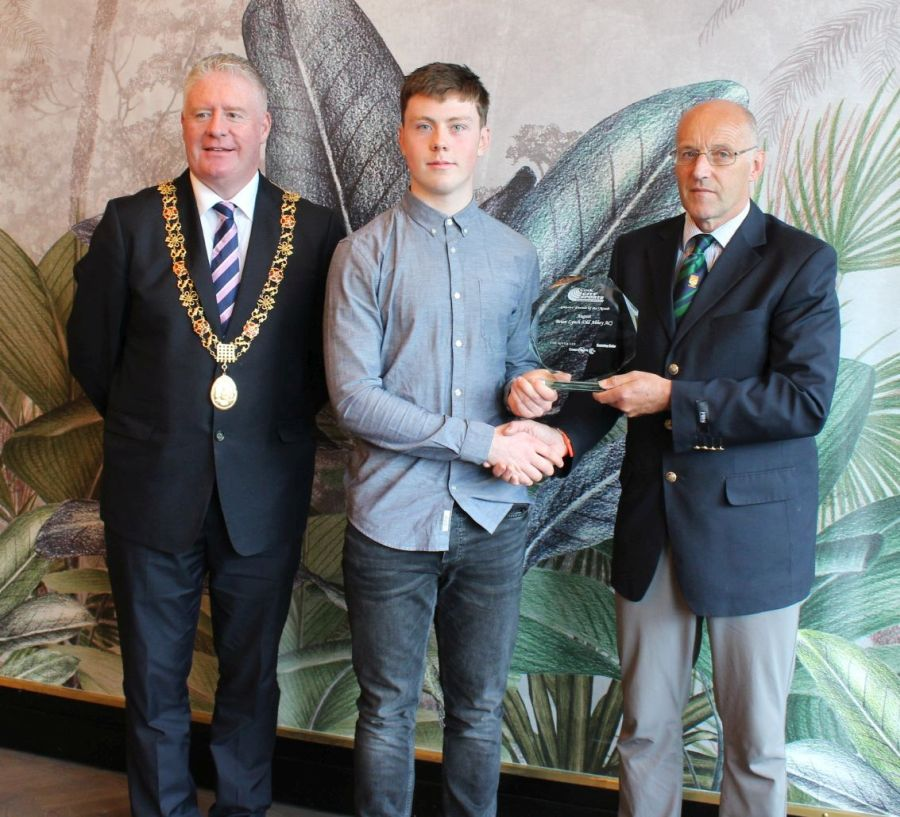 brian lynch cork city sports athlete of the month august 2018 6