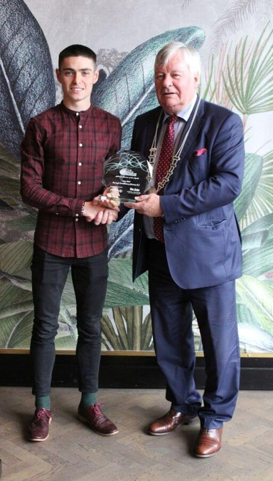 darragh mcelhinney cork city sports athlete of the month may 2019 33