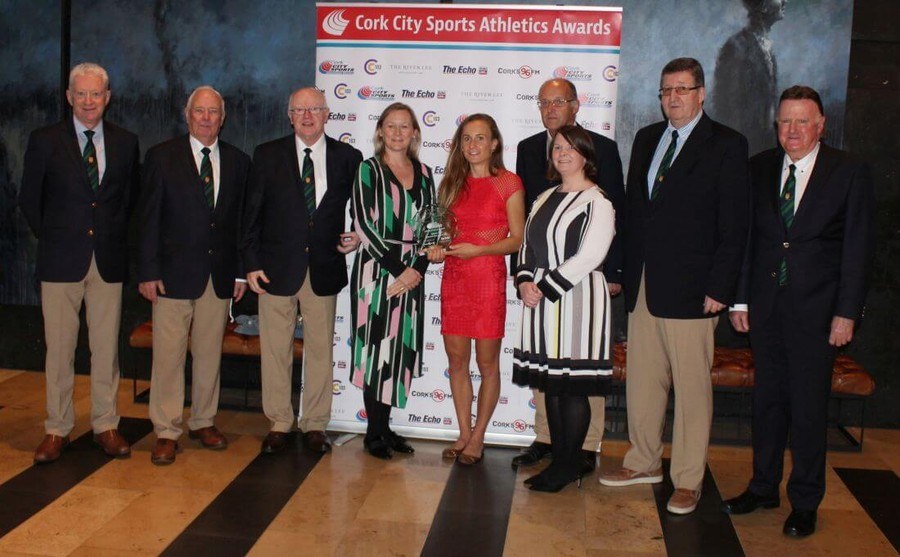 michelle finn athlete of month september 2019 12