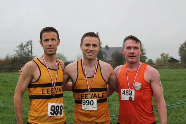 cork athletics intermediate mens cross country medalists 2017