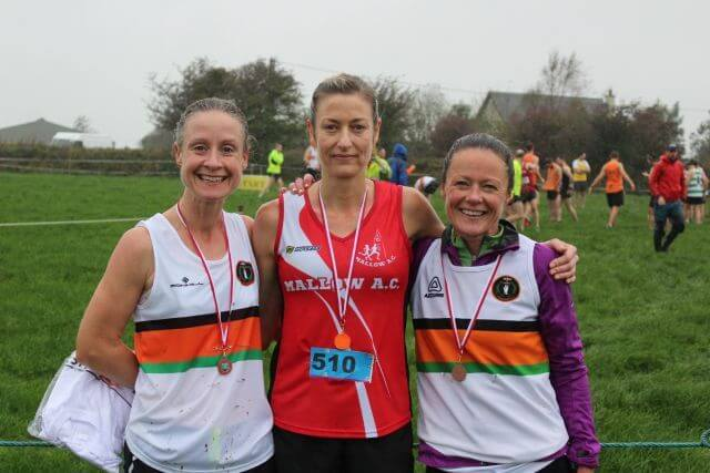 cork athletics intermediate womens cross country medalists 2017