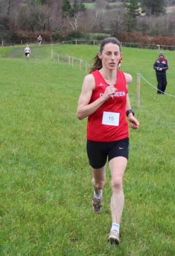 rosemary ryan munster masters xc champion 2017