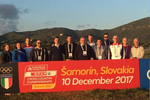 samorin european cross country championship banner 2017