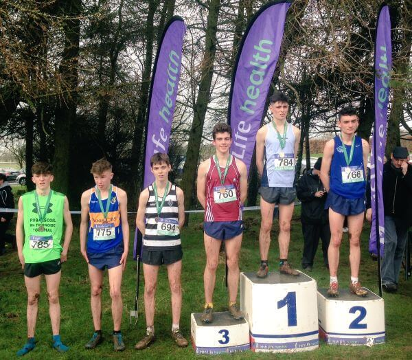 National Intermediate Boys Top Six Mallusk 2017s