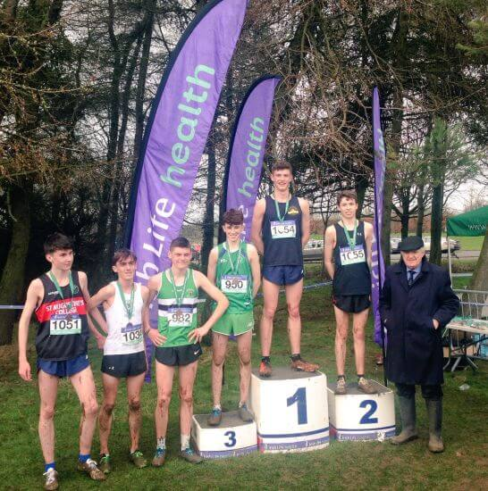 National Senior Boys Top Six Mallusk 2017s
