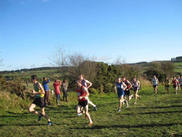 Munster Masters Cross Country Championships 2014