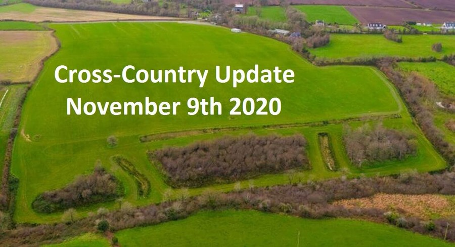 cork athletics cross country update november 9th 2020
