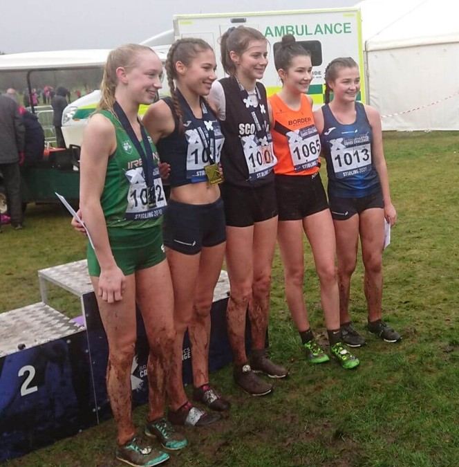 girls under 17 great stirling xc 2020