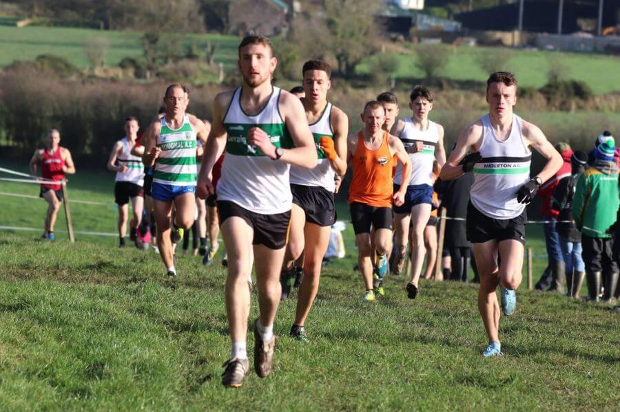 east cork athletics division cross country championships day 2 men 2018