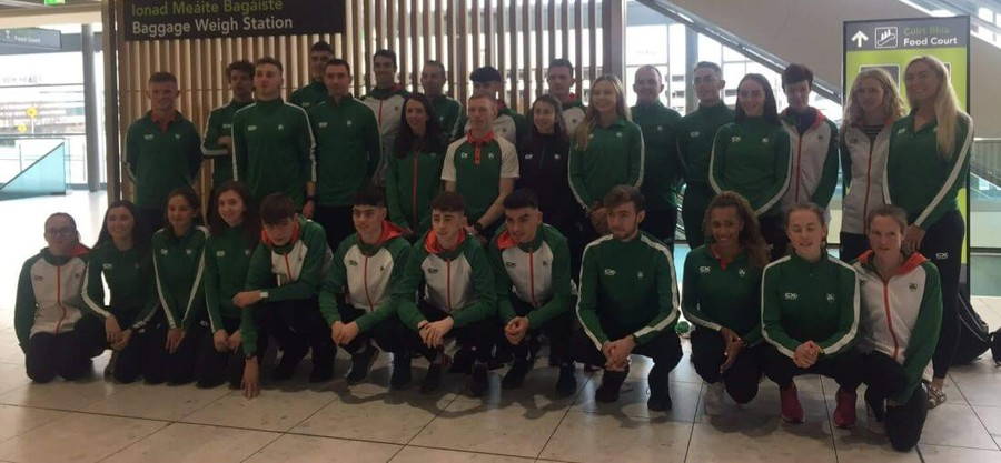 athletics ireland european cross country squad 2019a