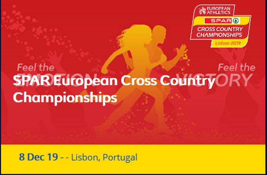 european cross country championships logo a 2019