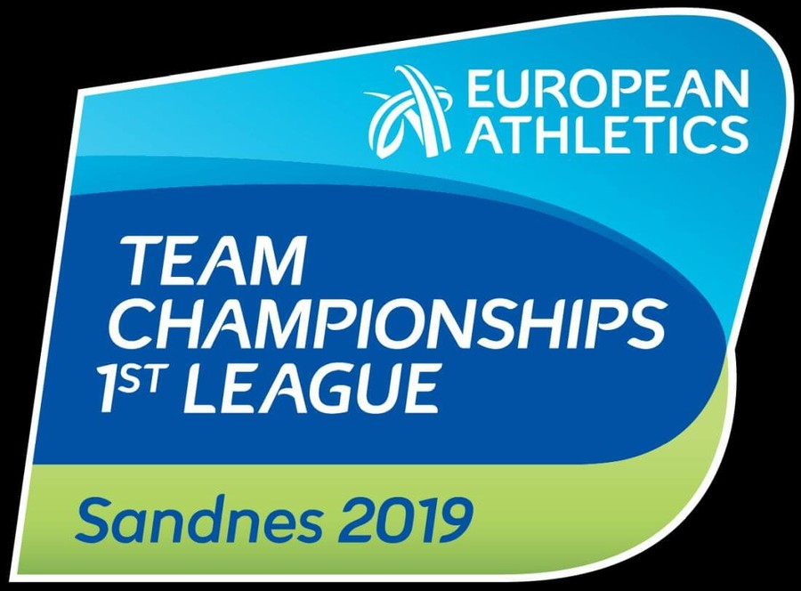 european team championships 1st league logo 2019