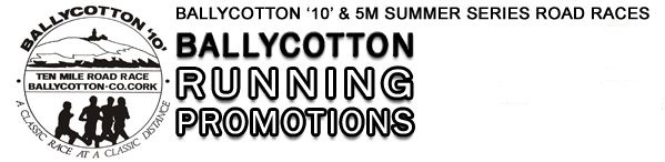 Ballycottion Running Promotions Logo