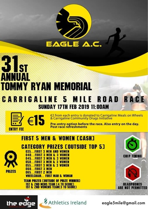 eagle ac tommy ryan carrigaline 5 flyer 2019