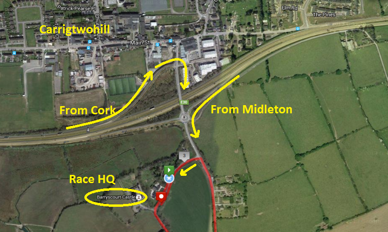Carrigtwohill 5k Race HQ