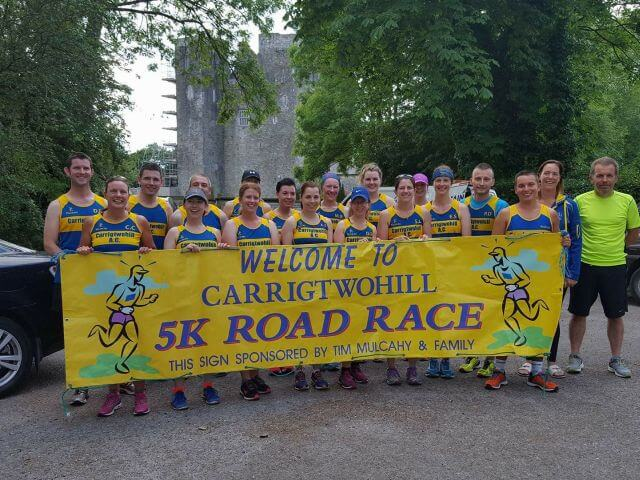 Results of Carrigtwohill 5k Road Race 2018 - Cork Athletics