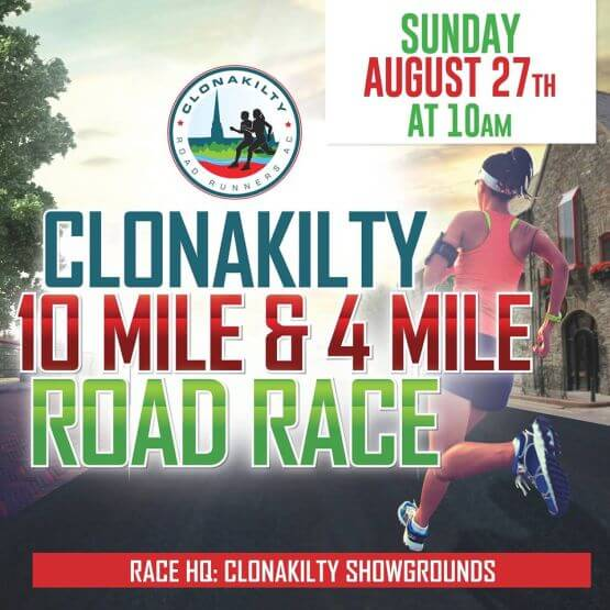 clonakilty 10 mile road race banner 2017 a