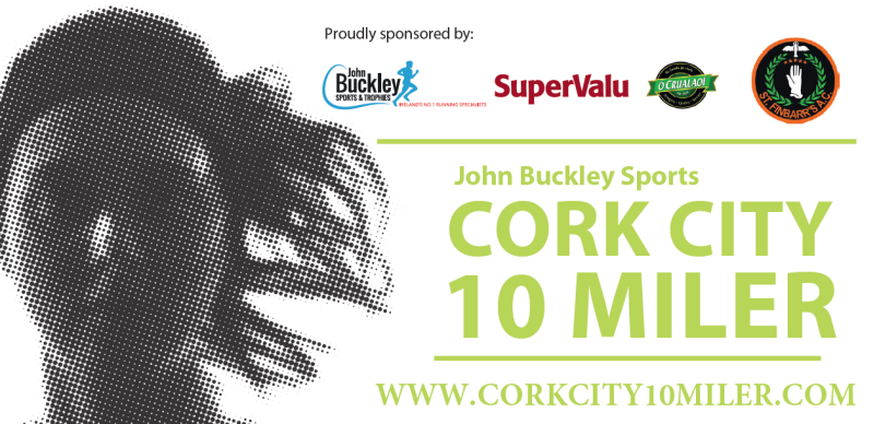 John Buckley Sports Cork City 10 Miler Entry 2016