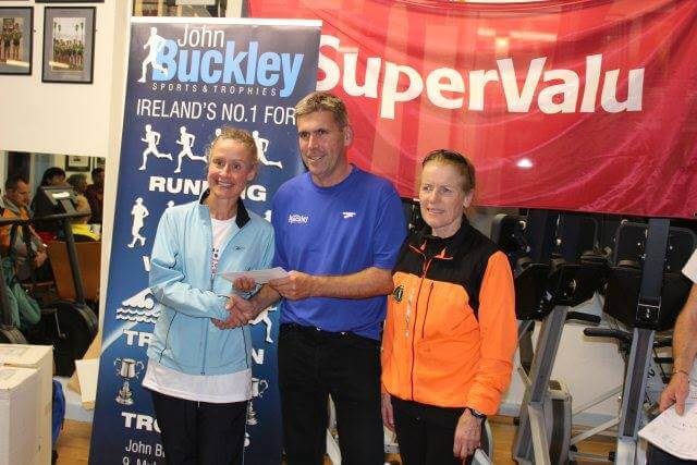 sorcha kearney womens winner cork city 10 miler 2017