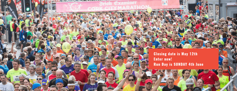 Cork City Marathon Header 2017
