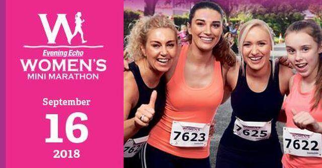 37th Evening Echo Womens Mini-Marathon Results - September