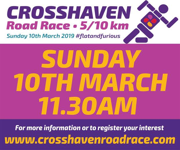 crosshaven 10k flyer 2019