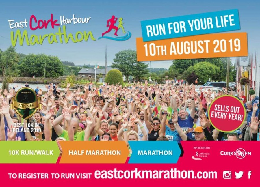 east cork harbour marathon banner 2019c