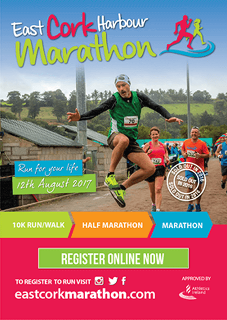 east cork harbour marathon flyer 2017