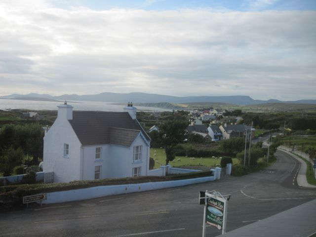 View Over Eyeries