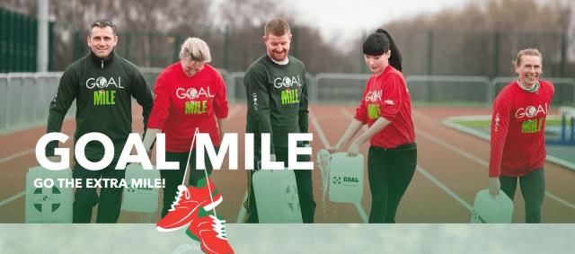 Image result for goal mile
