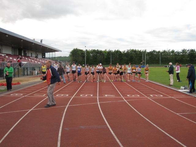 Cork Athletics Graded Leagues 2016 - Mile - Race 1
