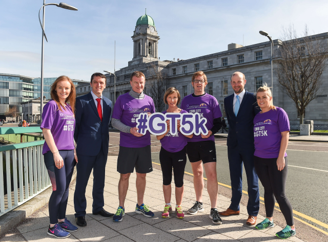 GT5K Cork Launch 2017r