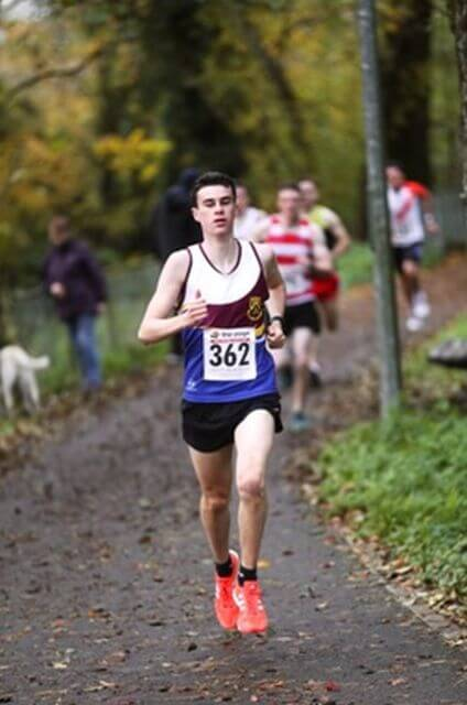 robert hewison munster colleges road relays 2018