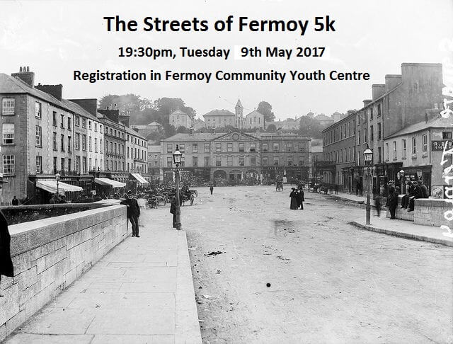 streets of fermoy 5k 2017
